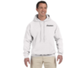 Gildan Ultra Blend Hooded Sweatshirt - White