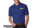 Adult Jersey Golf Shirt with Spotshield - Colors