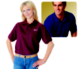 Gildan UltraBlend Jersey Golf Shirt - Colors