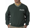 Microfiber Cross-Over V-Neck Windshirt