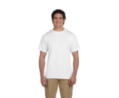 Gildan Ultra Cotton® 6 oz T-Shirt - White