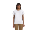Gildan Ultra Cotton® Ladies' 6 oz. T-Shirt - White