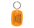 Soft Keytags - Oval
