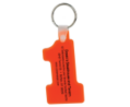 Soft Keytags - Number One