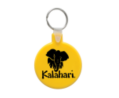 Soft Keytags - Round