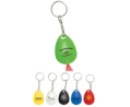 Tear Drop Mini Light Key Tag