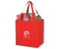 Insulated Shopper Tote