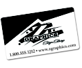 Custom Business Card Magnets - 1 Color