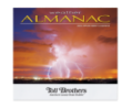 Weather Almanac - 2015 Calendar