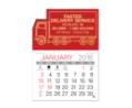 Value Stick Calendar 2016 - Truck