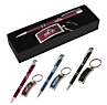 Paragon Pen & Reflex Key Tag Gift Set
