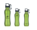 Stainless Steel Grip Water Bottle - 25 oz