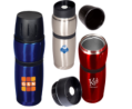 Click 'N Sip Stainless Thermal Bottle