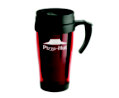 Translucent Travel Mug - 16 oz