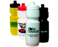 Sports/Bike Bottle - 22 oz Push/Pull Top