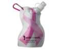 Breast Cancer Awareness Flexi Bottle