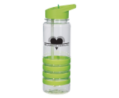 24 Oz. Banded Gripper Bottle With Straw