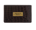 Crocodile Note Caddy 2014-2015 Calendar