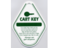 Stock Cart Key Tags