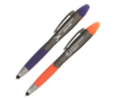 Twist Pen with Stylus and Highlighter