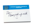 Bic® Sticky Note 25 Sheet Pads - Words of Faith