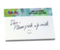 Bic® Sticky Note 25 Sheet Pads - Thanks