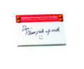 Bic® Sticky Note 25 Sheet Pads - Smiley