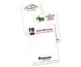 Custom Design 50 Sheet Note Pad - 4 1/8